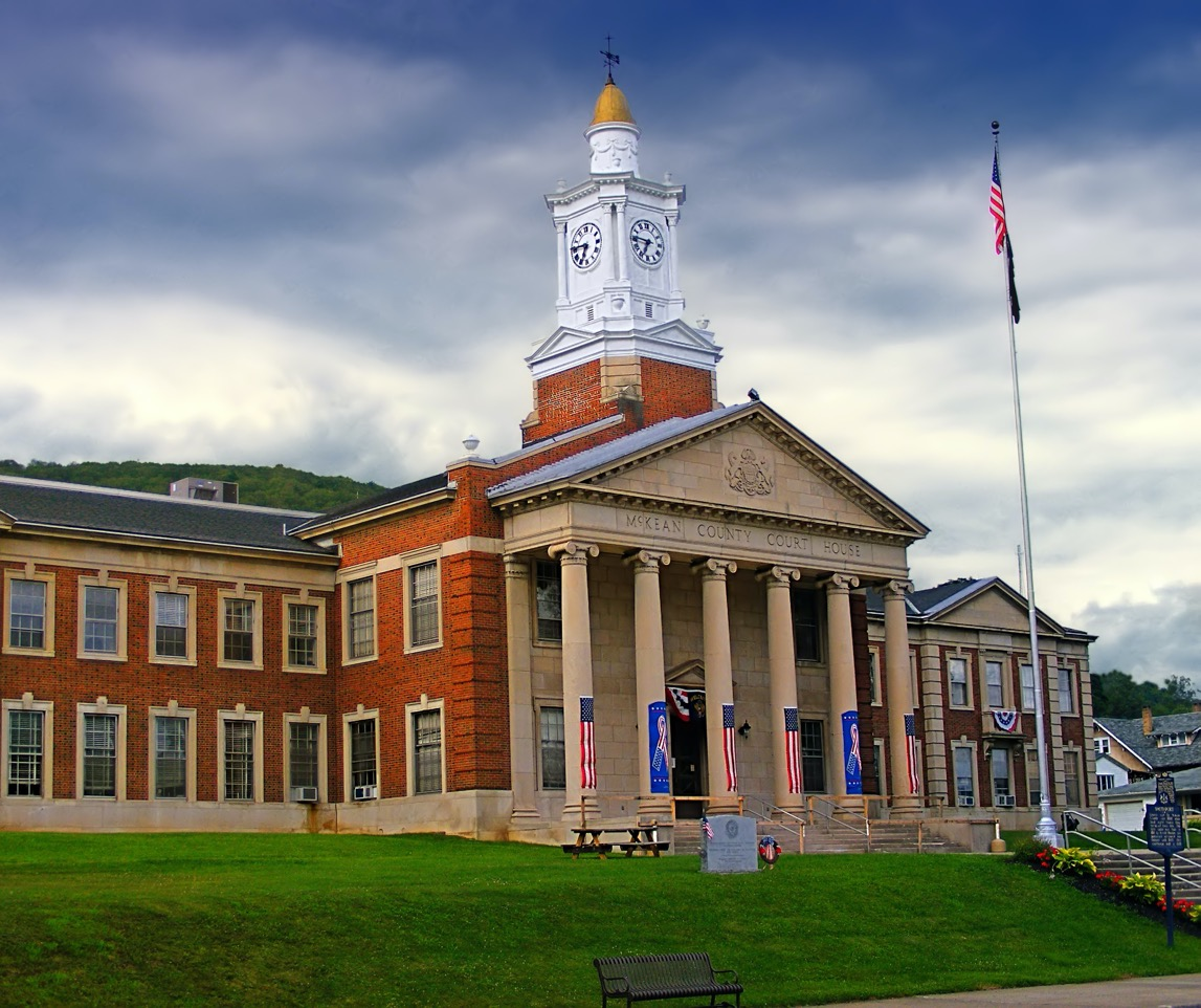McKean_County_Courthouse
